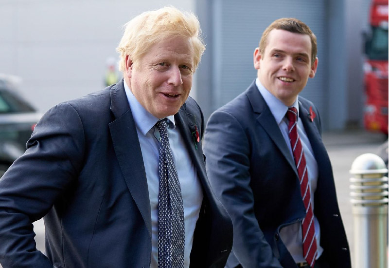 What does Douglas Ross mean for Scottish Tories?